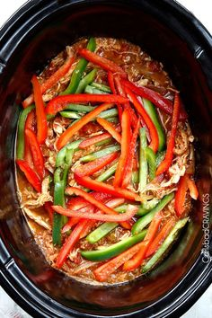 Add all the ingredients to your slow cooker and take a nap as the citrus tenderizes your chicken and the spices permeate every crevice so when your rested, you have fall apart, fall in love Slow Cooker Citrus Fajita Chicken. I adore this chicken. Not only does the chicken seep of fajitalious spices, it is so incredibly versatile for fajitas,... Read More »