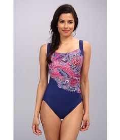 Miraclesuit Great Expectations Karavelle One-Piece