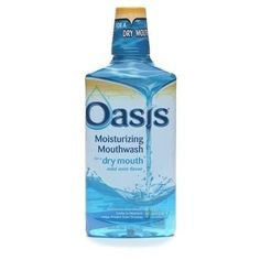 Oasis Moisturizing Mouthwash for a Dry Mouth Mild Mint - 16 fl oz