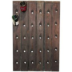 Bordeaux Wine Rack