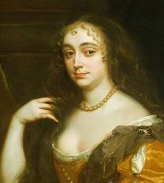 Anne Hyde, Duchess of York, wife of James II, Mother of Queen Mary II and Queen Anne. Apparently an ancestor of mine. Queen Mary Ii, Mary Queen Of Scots, Queen Anne, Uk History, Women In History, British History, European History, Charles Ii Of England, Queen Of England