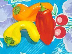 Sally Baker Watercolors -