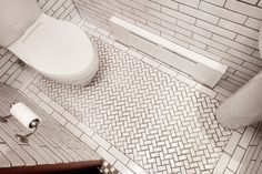 Explore unique bathroom installations created with our handmade & historic tile. Browse our gallery to find the right tiles for your home & business. New Bathroom Designs, Bathroom Ideas, Laundry Room Inspiration, Tile Stores, Handmade Tiles, Handmade Ceramic, Bathroom Colors, Bathroom Flooring, Amazing Bathrooms