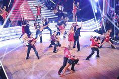 Dancing With The Stars: All-Stars Week 10 The pros and the troupe