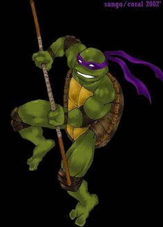 Tmnt Donatello Tribute