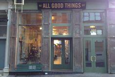 All Good Things market includes Cavaniola's Gourmet Cheese Shop - 102 Franklin Street - TriBeCa