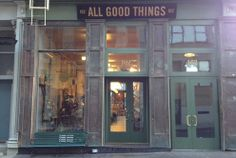 All Good Things market includes Cavaniola's Gourmet Cheese Shop - 102 Franklin Street - TriBeCa