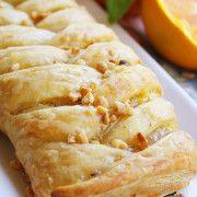 The Comfort of Cooking » Orange Cheese Danish Pastry