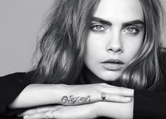 Cara Delevingne On #Modeling And Avoiding Stereotypes