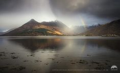 Loch Leven, Bidean nam Bian & The Pap of Glencoe