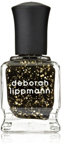 deborah lippmann Glitter Nail Lacquer Cleopatra in New York ** More info could be found at the image url.Note:It is affiliate link to Amazon.