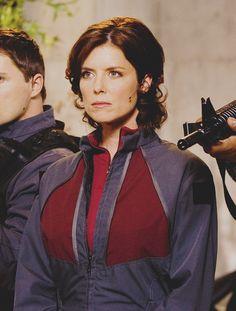 Dr. Elizabeth Weir : Stargate Atlantis