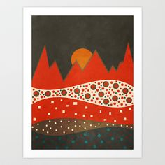 Buy Geometric Spring 04 by ViviGonzalezArt as a high quality Art Print. Worldwide shipping available at Society6.com. Just one of millions of products…