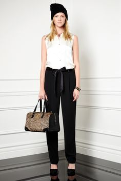 Juicy Couture Resort 2014 Fashion Show Collection