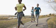 Ketones and running