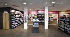 Pharmacie Bigot - Vue d'ensemble - Boisson + Partners