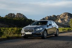The New Bmw 118i In Luxury Line Trim Compact Sized Elegance New