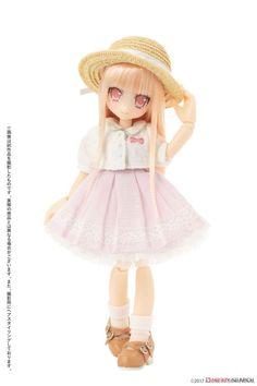 AZONE Picconeemo D Lil` Fairy Holiday Erunoe 1//12 Fashion Doll Figure