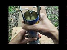 [Tutorial] Como construir Motor Stirling caseiro passo a passo explicativo - Stirling engine - YouTube