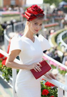 Tatiana Korsakova at Royal Ascot 2015
