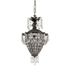 Camelot Bell Pendant Crystorama Lighting Group Bell/Urn Pendant Lighting Ceiling Lighting