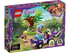 FriendsBricks | 2020 Summer Friends sets National Geographic, Lego Worlds, Worlds Of Fun, Lego Sets, Legos, Baby Toys, Kids Toys, Lego Friends Sets, Friends Girls