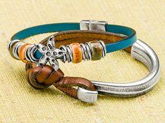 How to Measure Regaliz Leather for Bracelets