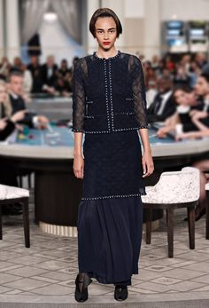 Fall-Winter 2015/16 Haute Couture - Look 08 - CHANEL