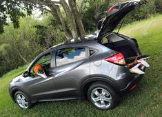 The 2016 Honda HR-V, the newest subcompact addition to Honda's crossover utility vehicle lineup, starts with Honda Fit underpinnings... READ MORE