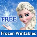Free Frozen Printables- birthday banners, pin nose on Olaf, cupcake toppers... Everything
