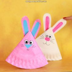 Easy Peasy and Fun - Crafts for Kids, Coloring pages, How to Draw Tutorials Paper Plate Animal Masks, Paper Plate Art, Paper Plate Crafts For Kids, Crafts For Kids To Make, Easter Crafts For Kids, Paper Plates, Paper Crafts, Monkey Crafts, Fox Crafts
