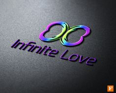 Infinite Love Logo design - The logo can be used for social network, flower shop, health campaign, dating or wedding business, a summer festival, valentine events, business and organisations.The graphics represent a butterfly, two hearts, two B letter.Upon contacting me format you require will be provided after purchase like pdf, psd etc. Currently AI