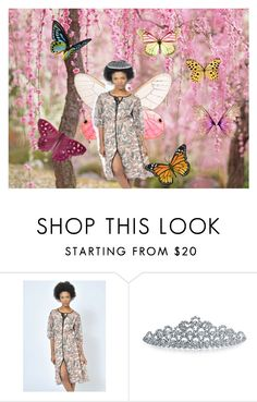 """""""Queen of the Butterflies"""" by pinkmartinicollection ❤ liked on Polyvore featuring Bling Jewelry"""