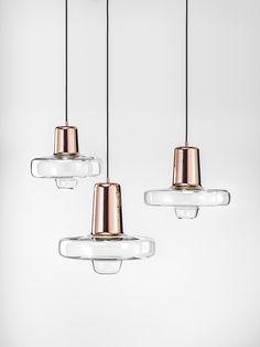Spin Light by Koldová Lucie - Lasvit