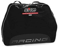 Bike Travel Cases - SCICON Travel Plus Racing Bike Travel Case Black *** Continue to the product at the image link. Used Bikes, Cool Bikes, Traveling By Yourself, Bike Shipping, Airline Travel, Simple Bags, Small Cars, Jansport Backpack, Travel Bags