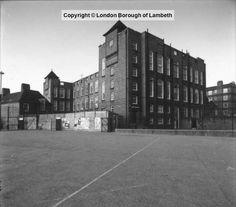 Vauxhall  Street School 1975.
