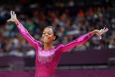 "Gabby Douglas :) ""I give all the Glory to God...the favor comes from him and the blessings fall on me,"""