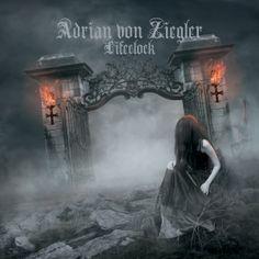 2010.11.13 Adrian von Ziegler - Lifeclock [Adrian von Ziegler] artwork by Carina Grimm ; model on the cover: B. Ofelia & Mimose (gate)