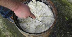 φέτα, φτιάχνω τυρί φέτα και μυζήθρα, παρασκευή φέτας, πως φτιάχνεται, πως γίνεται, συνταγή φέτας, feta