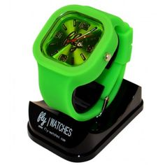 Fly Glamorous Green Watch 2.0 $40