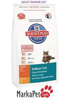 Hills Feline Adult Indoor Cat With Chicken 1.5 Kg