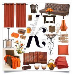 """The night is almost done !"" by azzra ❤ liked on Polyvore featuring interior, interiors, interior design, Casa, home decor, interior decorating, KAROLINA, Dorel, XVL e Vera Wang"
