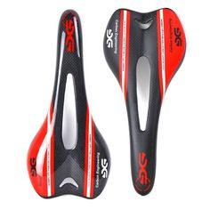 Quality Bicycle Carbon Fiber Cushion Saddle, free shipping option to most countries worldwide. For best shopping experience visit us, trainedtools.com Bicycle Tools, Bicycle Parts, Karbon Fiber, Tubeless Tyre, Cycling Accessories, Bicycle Design, Saddles, Gloss Matte, Mountain Biking