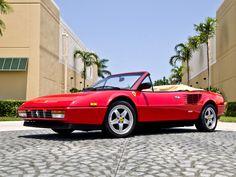 1985-89 Ferrari 3.2 Mondial Cabriolet