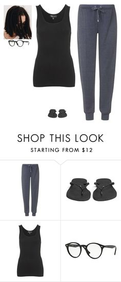 """Untitled #104"" by erin-bittencout on Polyvore featuring moda, Topshop, Havaianas e Ray-Ban"