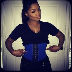 d25d9e7aab Rasheeda of LHHATL wears a waist trainer too!