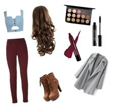 """TALIA WALL OUTFIT 1"" by solveig-drew-grontoft on Polyvore"