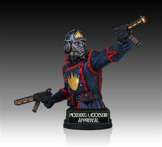 Pre-Order Gentle Giant Marvel Star-Lord Mini-Bust