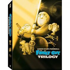 Laugh It Up, Fuzzball: The Family Guy Trilogy DVD