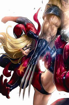 sexy marvel women | Ms. Marvel v.2 #42 Sana Takeda
